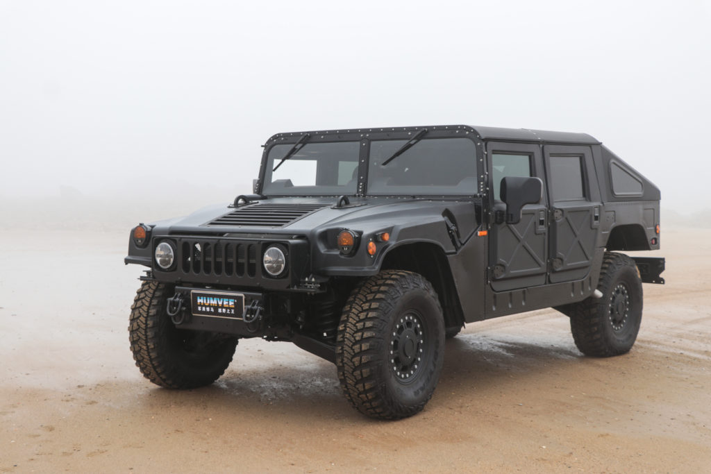 Used Military Vehicles You Can Buy Today... Plus One You Can't
