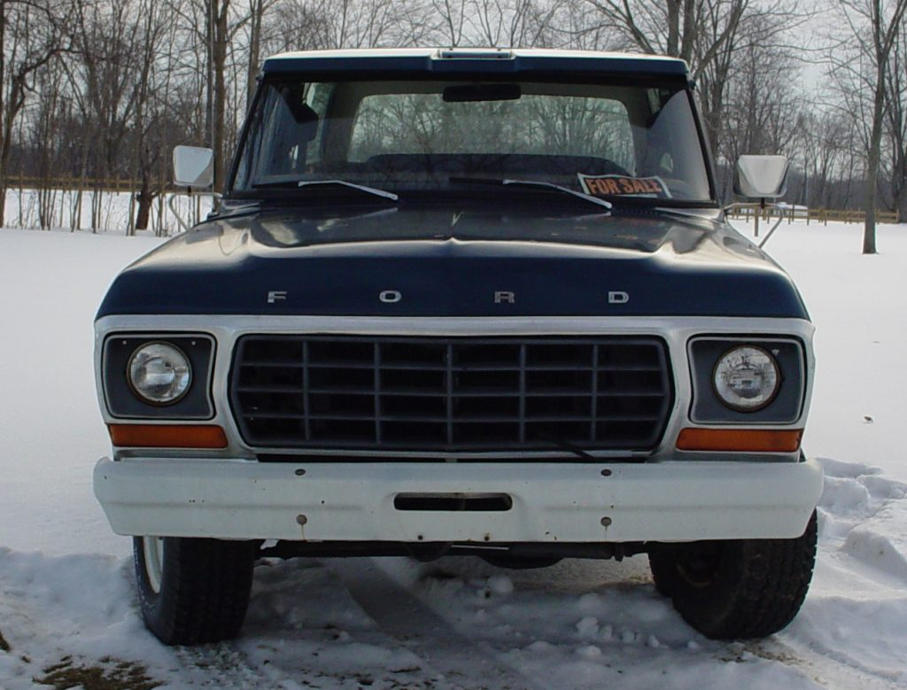 The 1978-1979 Ford Bronco - A Classic Truck Built to Last