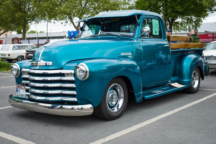 The 1947 Chevrolet 3100 The Pickup Gm Has Been Trying To Recreate