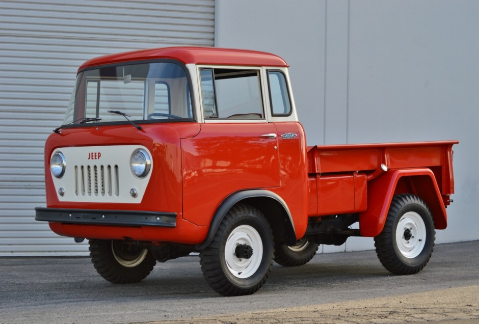 Most Reliable Truck Ever >> The Bizarre Jeep Forward Control (FC-150) | DriveZing