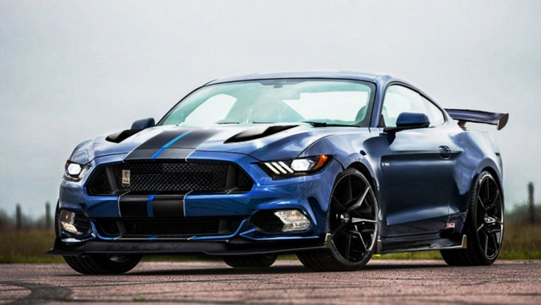 8cebb2461b 2018 Shelby GT500  Rumored 7.0L V8