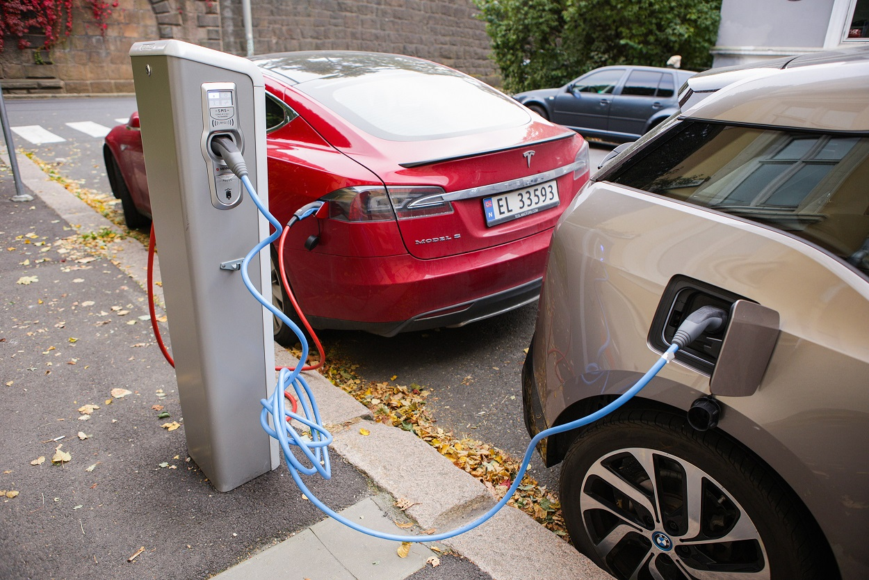 BMW i3 Charges Faster