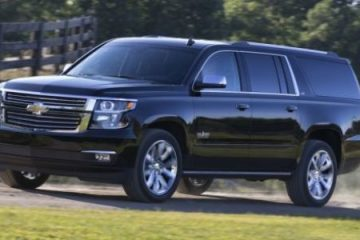 DriveZing Previews The 2018 Suburban