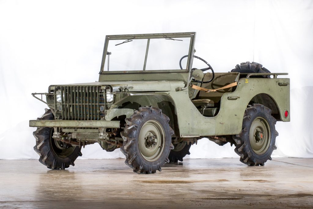 1940 Ford Pygmy, the First True Jeep