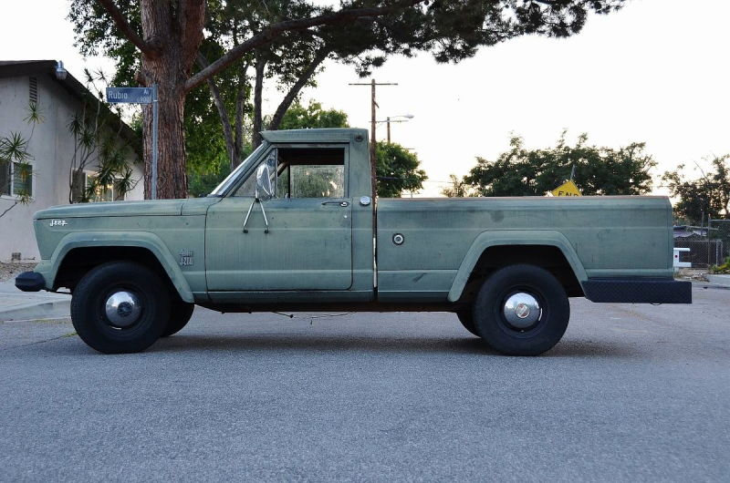 New Jeep Pickup >> The Jeep Gladiator, Jeep's Best Ever Pickup Truck