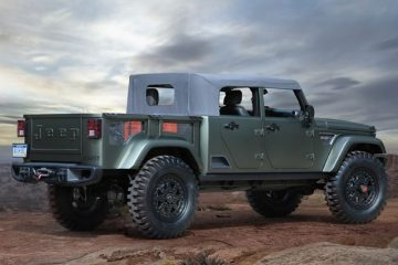 DriveZing Reveals New Jeep Truck Details