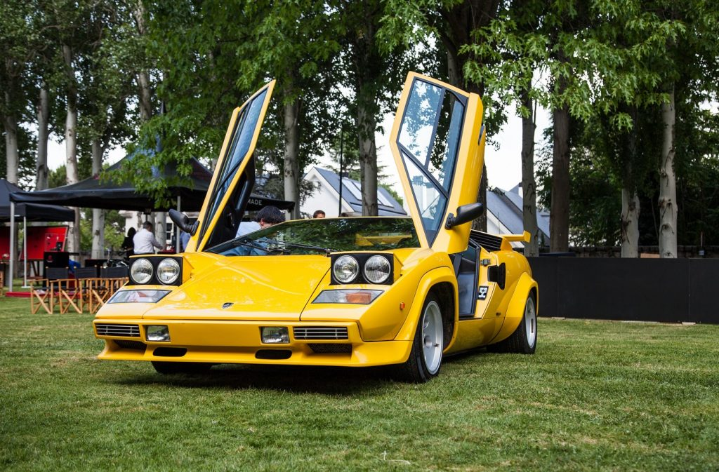 The Countach The Most Recognizable Lambo Ever Made