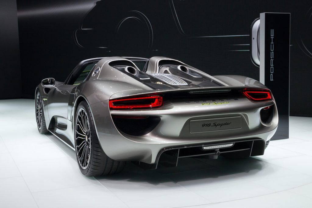 porsche 918 production images galleries with a bite. Black Bedroom Furniture Sets. Home Design Ideas