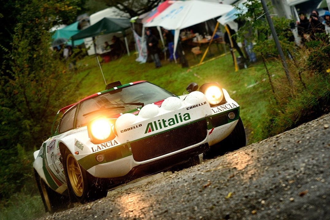 Lancia Stratos, The Best rally car you never heard of