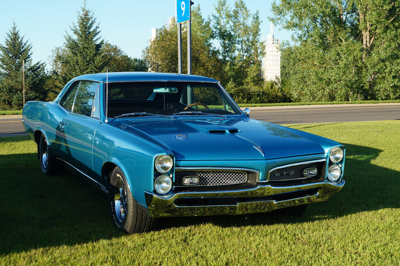 The Pontiac GTO (and Especially 1967) Was A Magnificent Sports Car.
