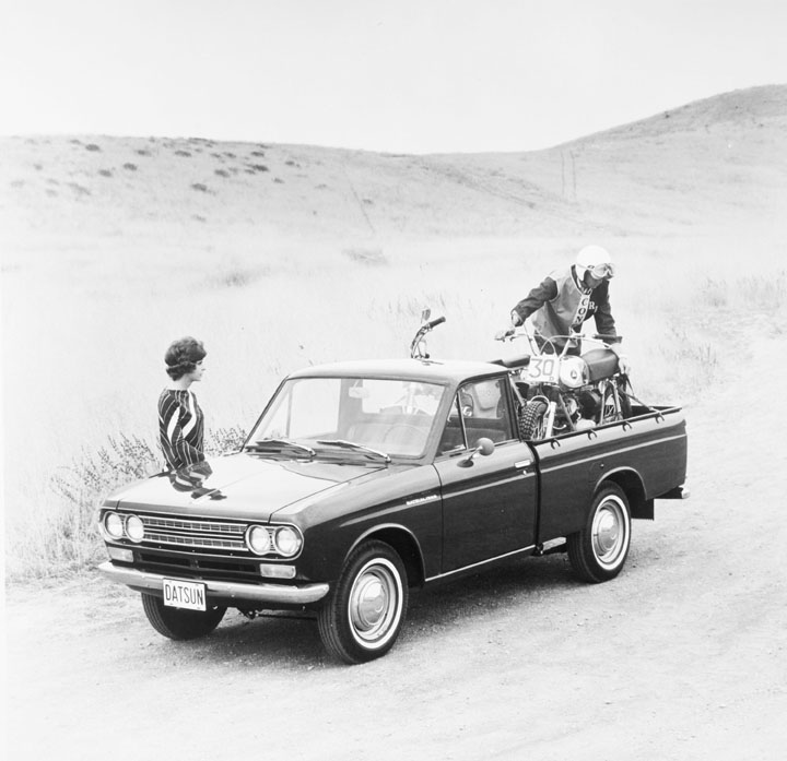 Revisiting The 1972 Datsun 620