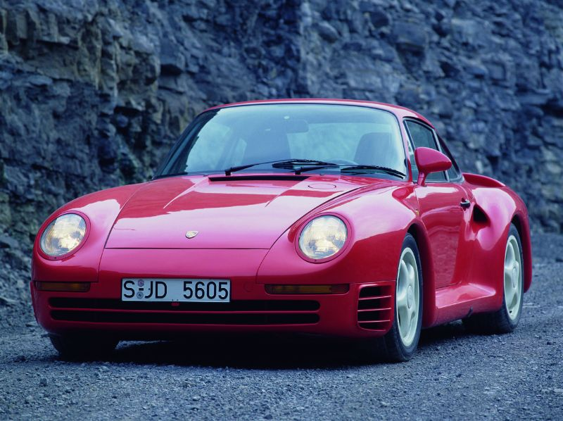 Revisiting Classics The 1986 Porsche 959