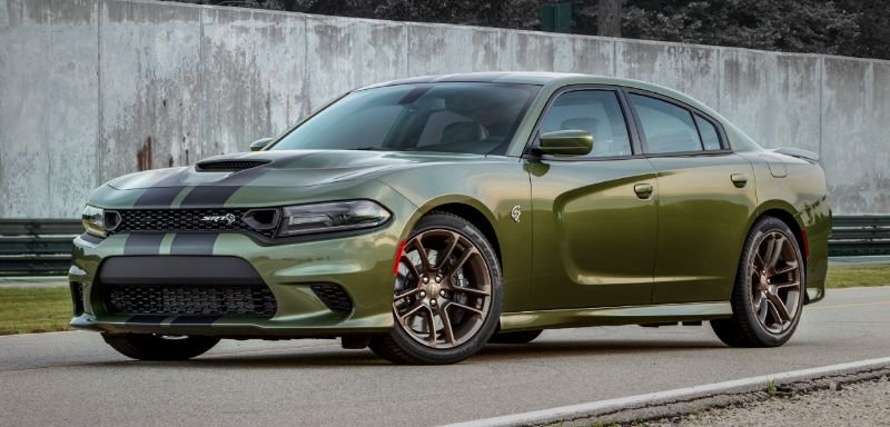 The Latest 2019 Dodge Charger Lineup