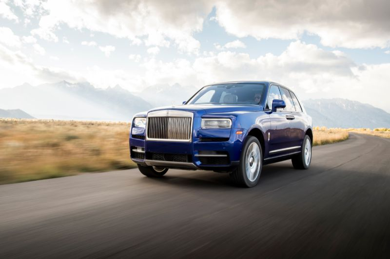 2019 Rolls Royce Cullinan: Design, Powertrain, Release >> The 2019 Rolls Royce Cullinan Rolls Royce S First Suv