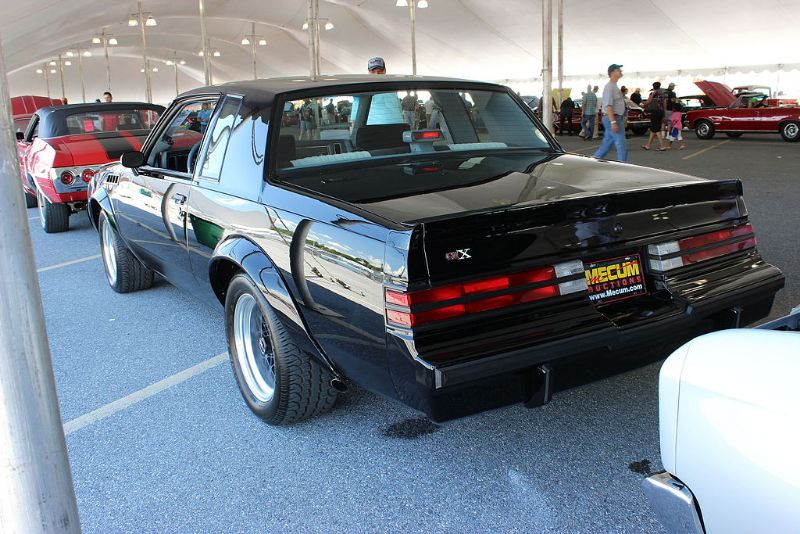 Revisiting Classics: The 1987 Buick Grand National GNX