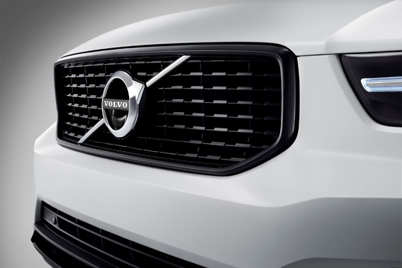 The Youthful 2019 Volvo XC40